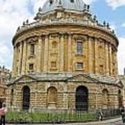 The Radcliffe Camera Poster
