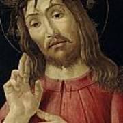 The Resurrected Christ Poster