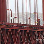 The San Francisco Golden Gate Bridge - 7d19060 Poster