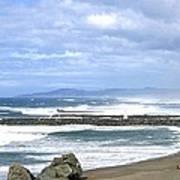 The Spectacular Oregon Coast Poster
