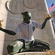 The Spirit Of Detroit Tigers Poster