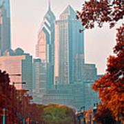 The Streets Of Philadelphia Poster