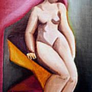 The True Me Poster by Simona  Mereu