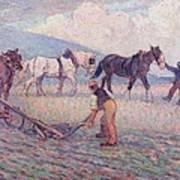 The Turn - Rice Plough Poster