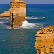 The Twelve Apostles In Port Campbell National Park Australia Poster