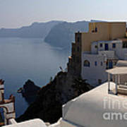 The View At Fira Poster