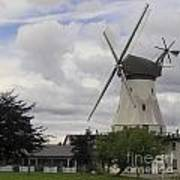 The White Windmill Poster