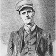 The Young James Joyce Poster