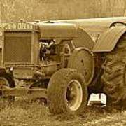 This Old Tractor Poster