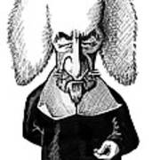 Thomas Hobbes, Caricature Poster