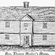 Thomas Hooker (1586-1647) Poster