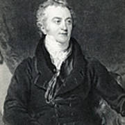 Thomas Young, English Polymath Poster by Photo Researchers