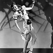 Thrill Of Brazil, Ann Miller, 1946 Poster by Everett