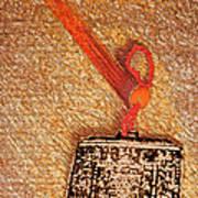 Tibetan Mandala  By Jrr Poster