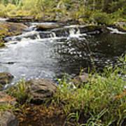 Tidga Creek Falls 2 Poster
