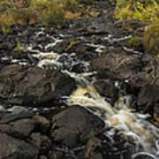 Tidga Creek Falls 3 Poster