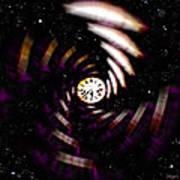 Time Traveler Poster