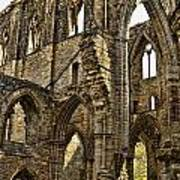 Tintern Abbey 10 Poster