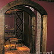 To The Wine Cellar Poster