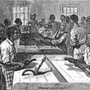 Tobacco: Twisting, 1879 Poster