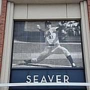 Tom Seaver 41 Poster by Rob Hans