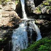 Top Of Kent Falls Poster