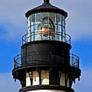Top Of Lighthouse Poster