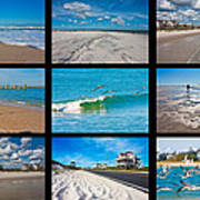 Topsail Island Images Poster