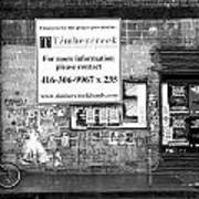 Toronto Streets Poster