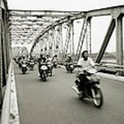 Trang Tien Bridge Poster