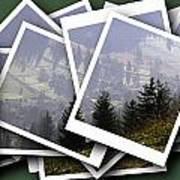 Transylvania Landscape Poster
