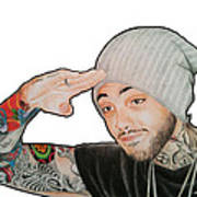 Travie Mccoy Poster