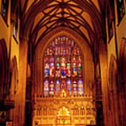 Trinity Church Poster