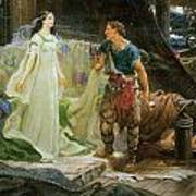 Tristram And Iseult Poster