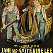 Troublemakers, Jane Lee, Katherine Lee Poster by Everett