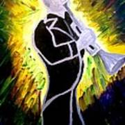 Trumpet Fever Poster