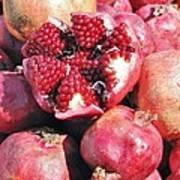 Turkish Pomegrants Poster
