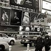 Two Cops On Broadway Poster