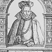 Tycho Brahe Poster