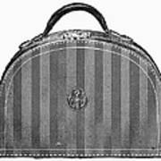 Typewriter Case, 1889 Poster