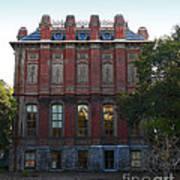Uc Berkeley . South Hall . Oldest Building At Uc Berkeley . Built 1873 . 7d10053 Poster