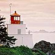 Ucluelet Lighthouse Poster