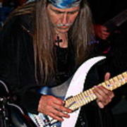 Uli Jon Roth At The Grail 2008 Poster