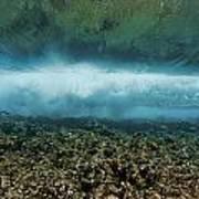 Under An Ocean Wave Poster