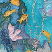 Underwater Splendor II Poster