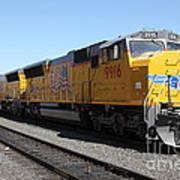 Union Pacific Locomotive Trains . 5d18820 Poster
