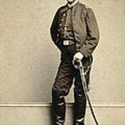 Union Soldier, 1860s Poster