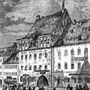 University Of Leipzig Poster