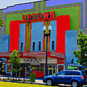 Uptown Theatre Poster