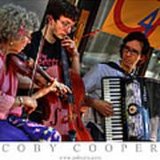 Urbana Trio Poster